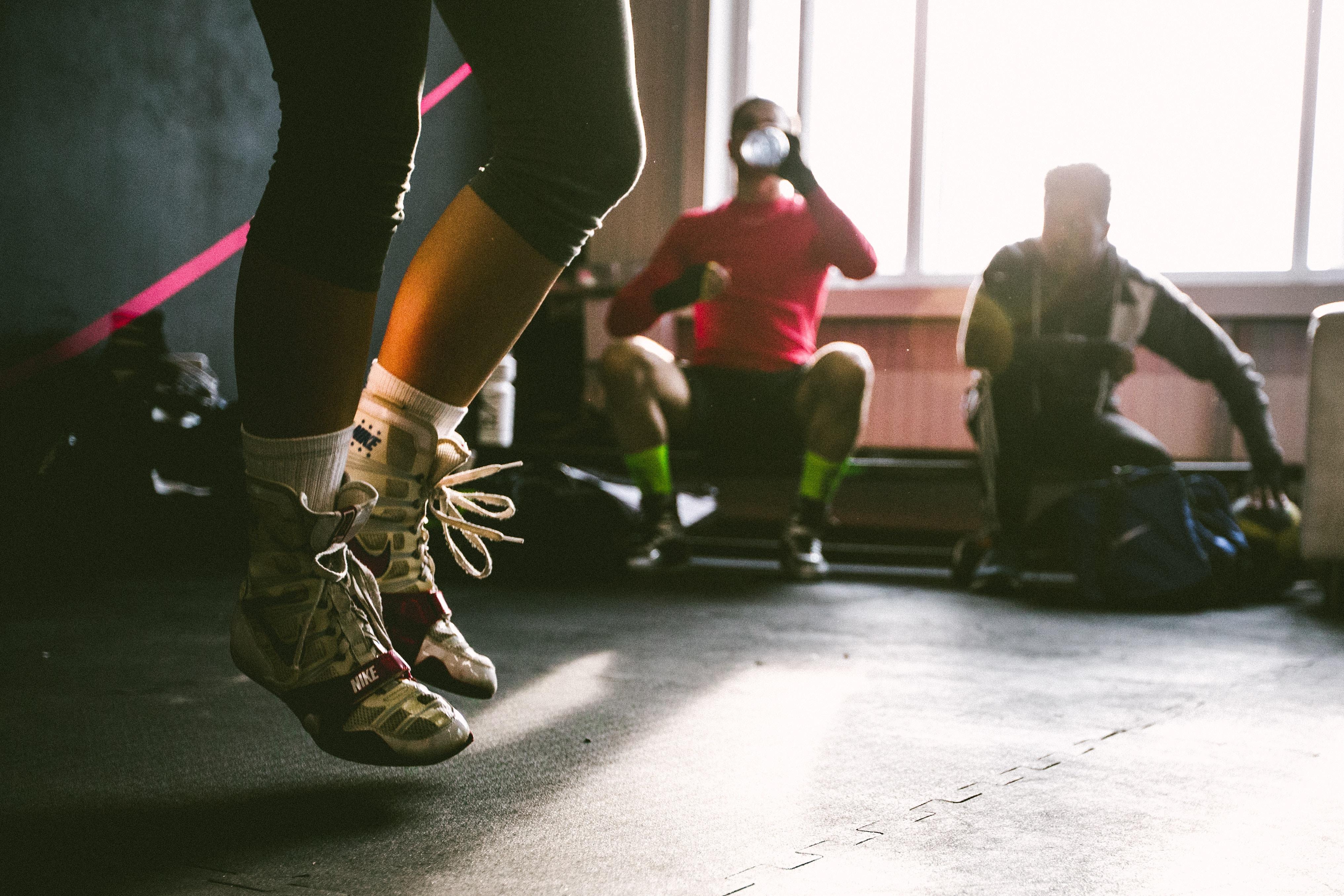 Jak skakać na skakance żeby schudnąć