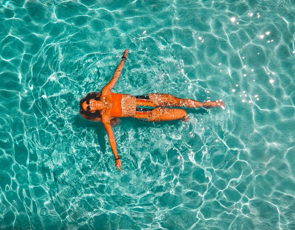Pływanie a cellulit