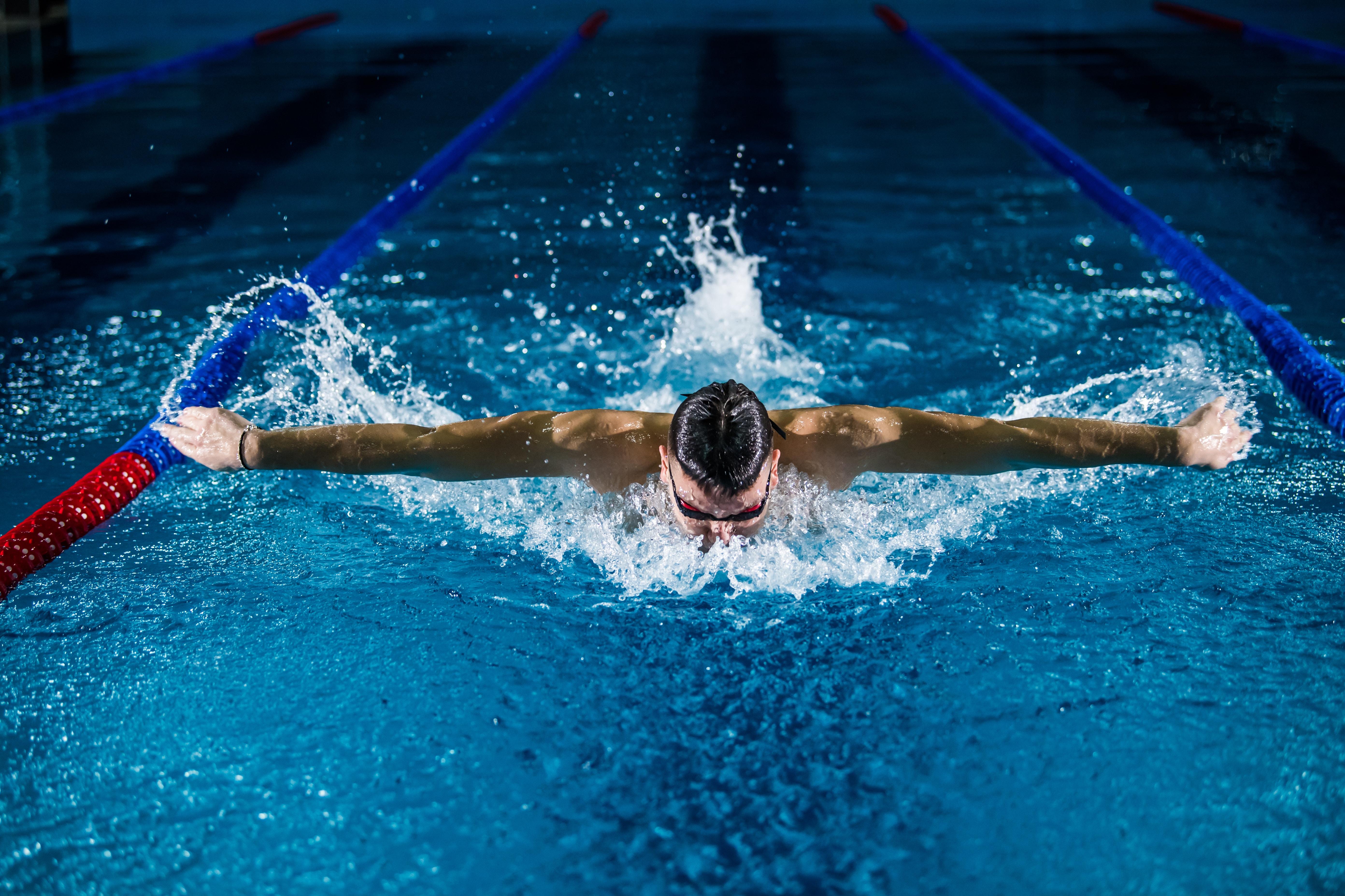 Pływanie efekty blog