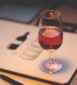 Wino właściwości