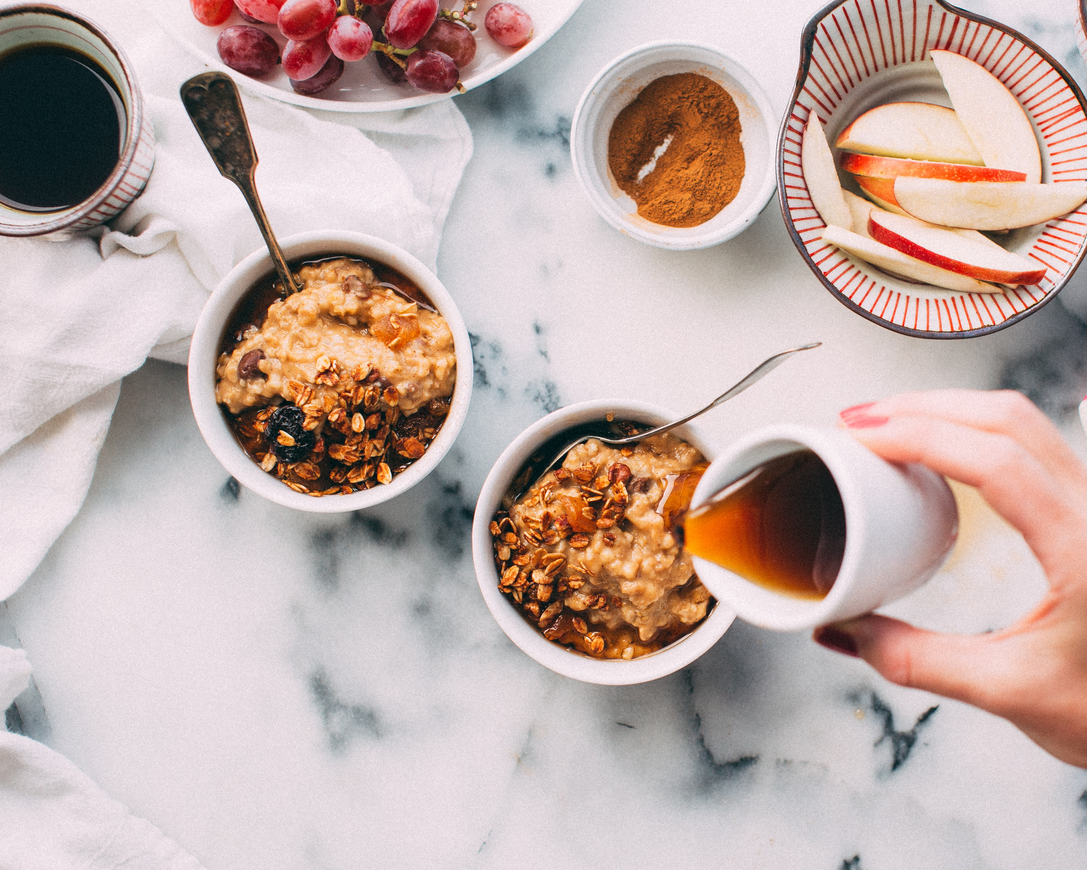 Z czym jeść płatki owsiane