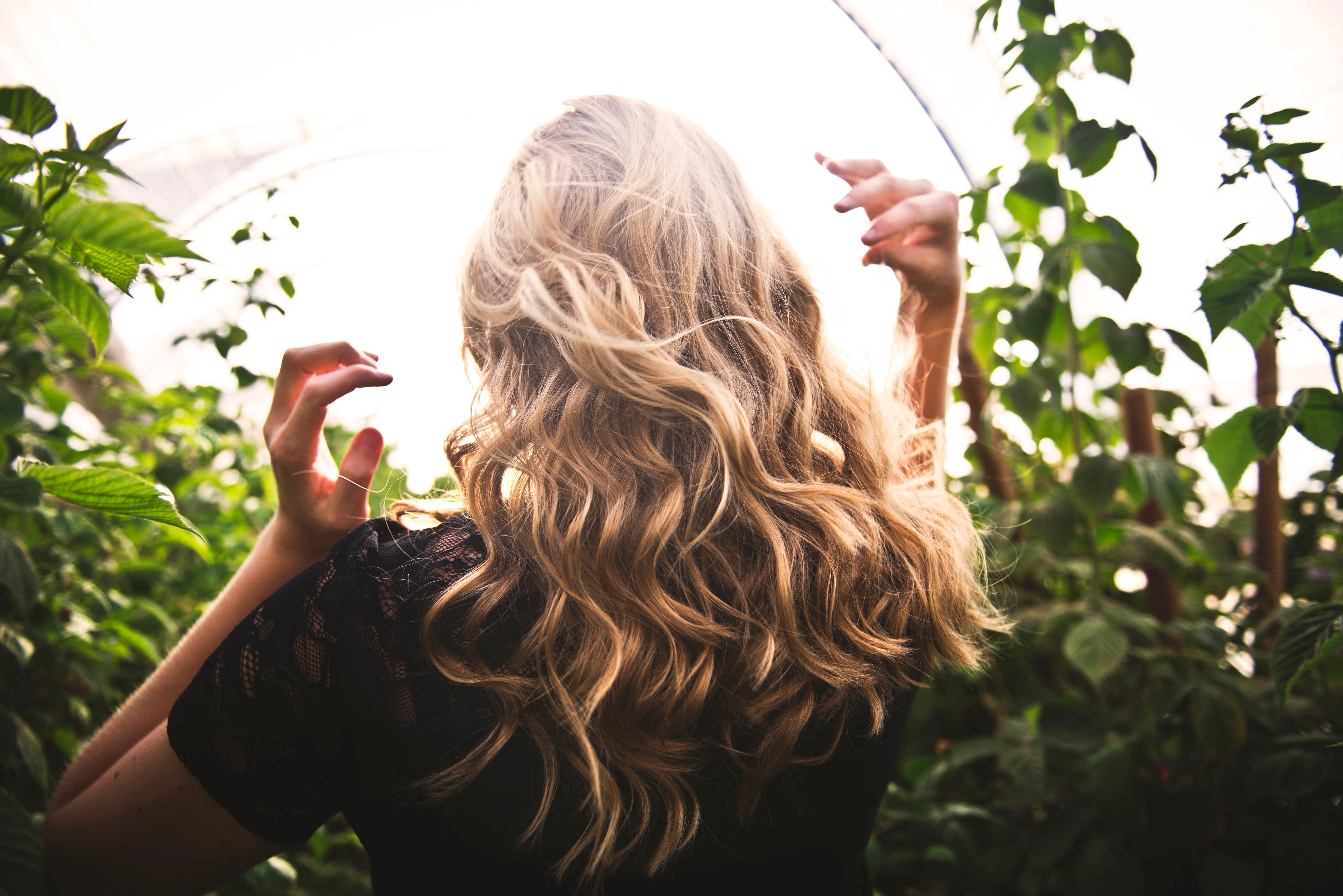 Zdrowe włosy program
