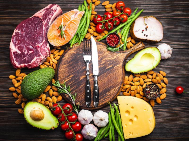 Dieta keto jadłospis